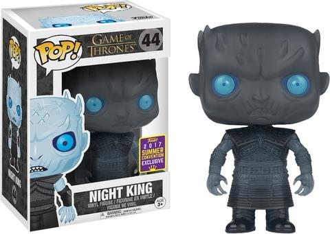 Фигурка Funko Pop! Television: Game of Thrones - Night King (Excl. to San Diego Comic Con / HBO)