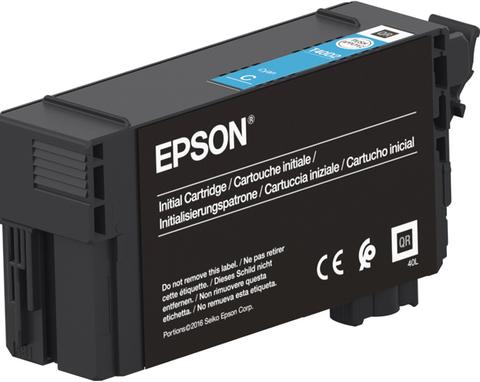 Картридж голубой для Epson SC-T3100/SC-T5100 50 мл