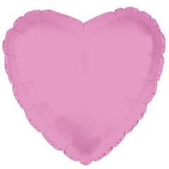 F Сердце, Розовое, 18