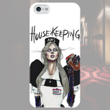 Чехол для iPhone 7+/7/6s+/6s/6+/6/5/5s/5с/4/4s HOUSE KEEPING