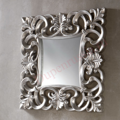 Зеркало DUPEN (Дюпен) PU021 серебро