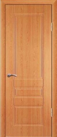 Дверь Сибирь Профиль Фантазия, цвет миланский орех, глухая