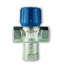 Термостатический клапан Watts Aquamix AM 63C 25-50 °С (3/4