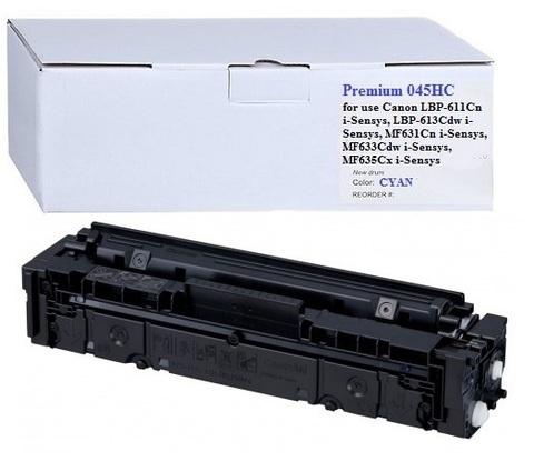Тонер-картридж Premium 045HC (1245C002)