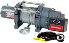 Лебедка грузоподъемная ComeUP DHC-2000, 12В.