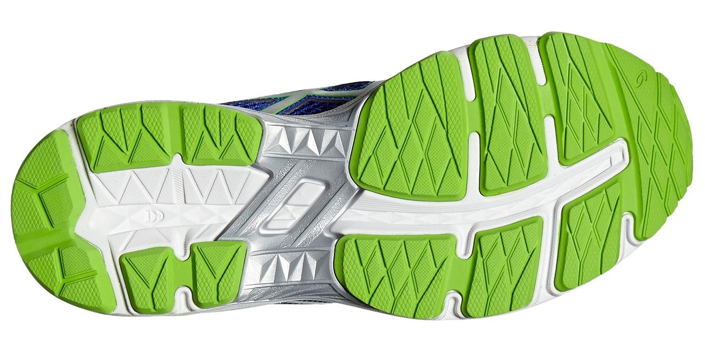 Детские кроссовки для бега Asics GT-1000 4 GS (C619N 4501) синие фото