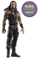 Фигурка Роман Рейнс (Roman Reigns) со звуковыми эффектами - рестлер Wrestling WWE, Mattel