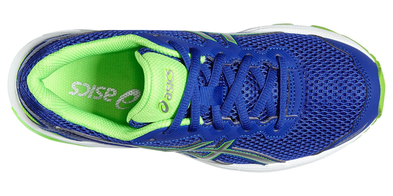 Детские кроссовки для бега Asics GT-1000 5 GS (C619N 4501) синие