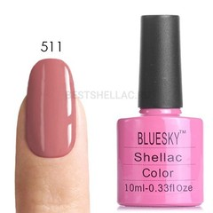 Bluesky shellac 80511, 10 мл