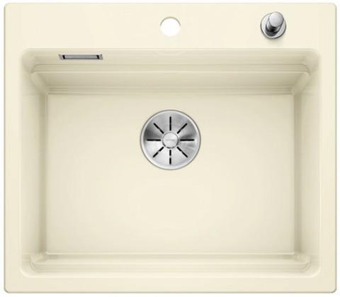 Кухонная мойка Blanco Etagon 6 Ceramic PuraPlus, глянцевый магнолия