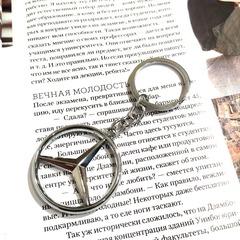 Брелок Мерседес (Mercedes) для ключей автомобиля с логотипом
