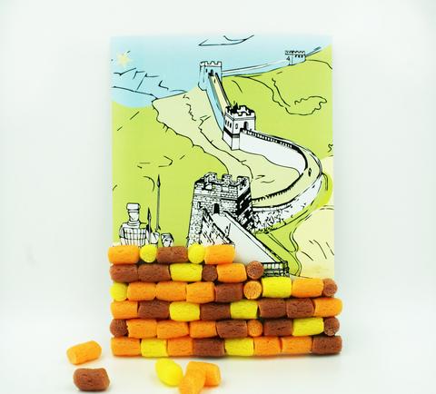 002-1814 Кукурузная аппликация