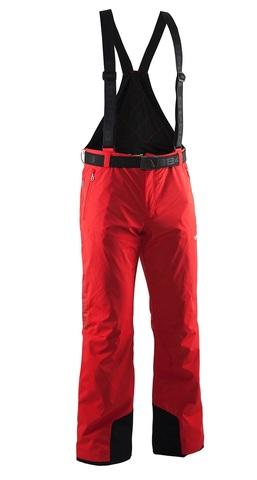 Мужские горнолыжные брюки 8848 Altitude Guard (red)