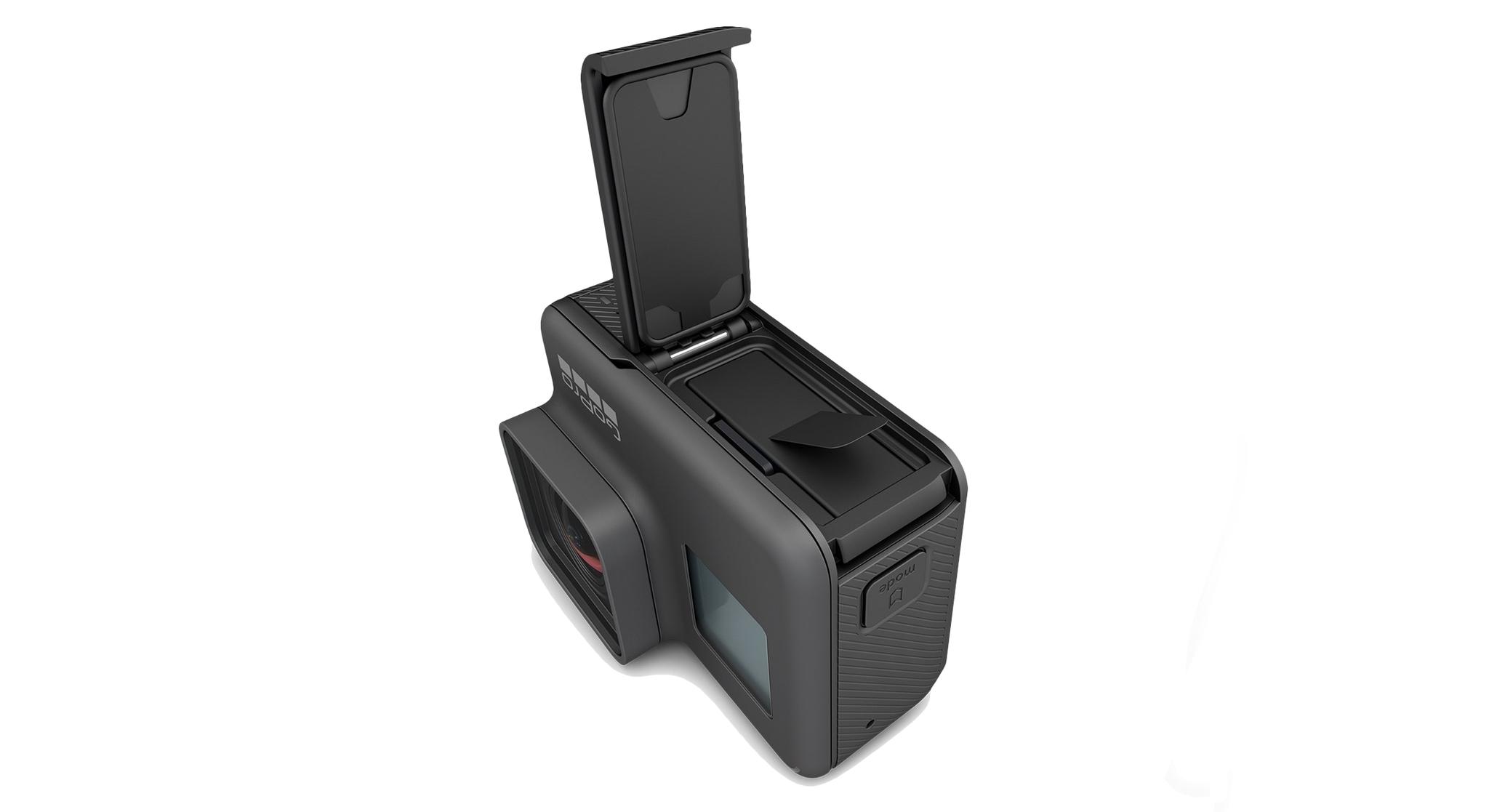 Литий-ионный аккумулятор для HERO5 Black GoPro Rechargeable Battery в камере