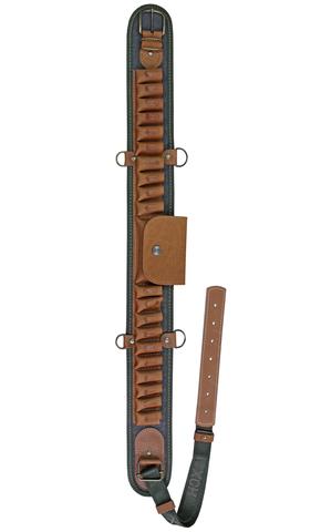Патронташ Калибр 12 20 патронов +секция 7,62 6 патронов