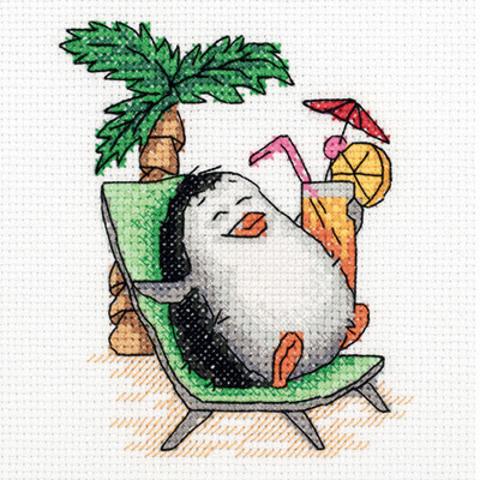 Klart-8-285 Пингвиний отдых