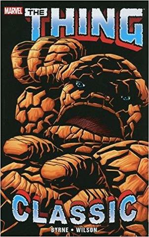 The Thing Classic Vol 1
