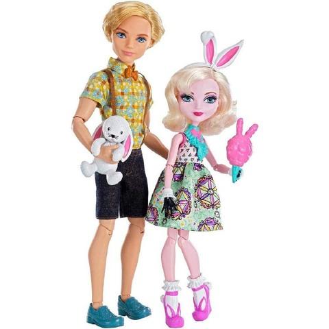 Банни и Алистер. Свидание на карнавале