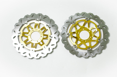 Тормозные диски для мотоцикла Honda CB400 VTEC 99-07, передние