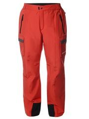 Мужские горнолыжные брюки Almrausch Hochbruck 121326-2609 красные фото