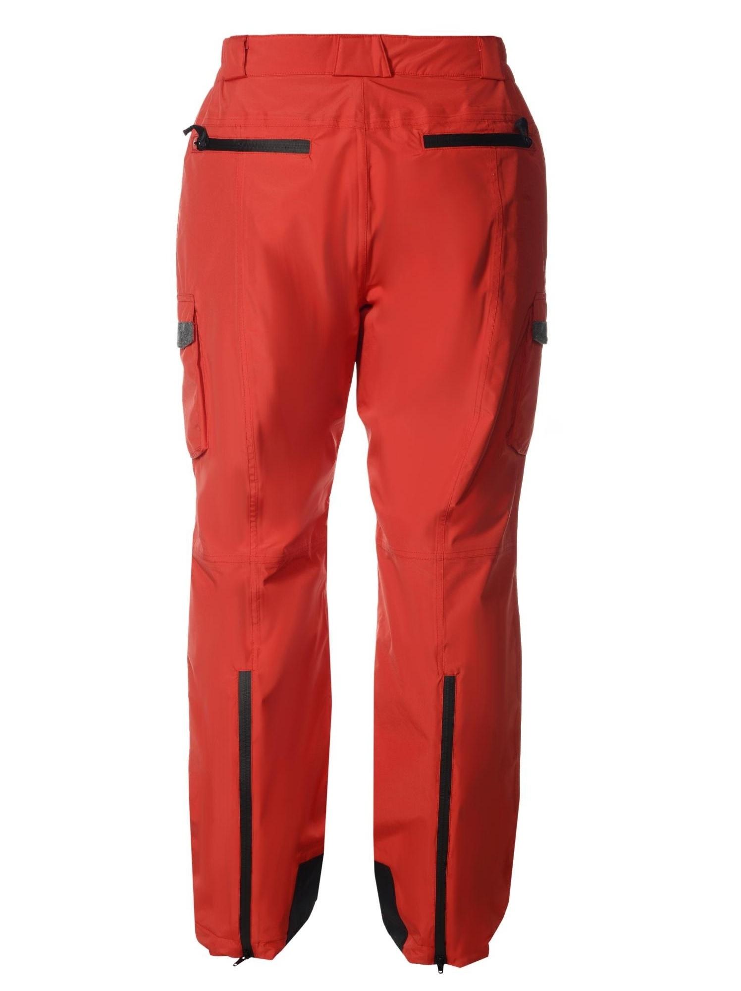Мужская горнолыжныя одежда Almrausch Hochbruck 121326-2609 красные