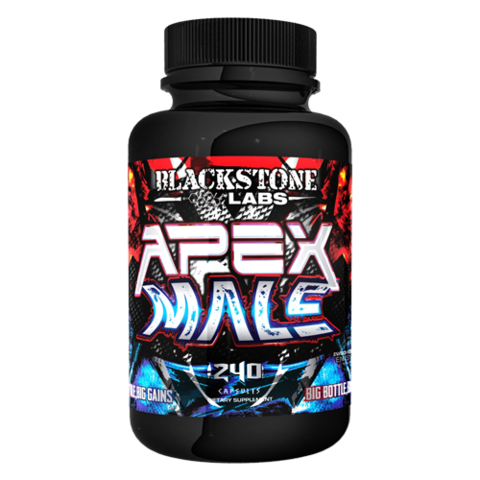 BlackStone Labs Apex male 240 tab