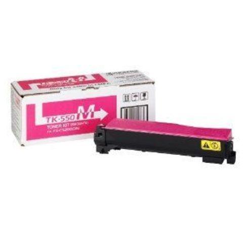 Kyocera TK-540M - Тонер-картридж для принтеров Kyocera FS-C5100DN. Ресурс 4000 страниц.