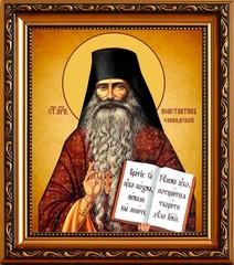 Константин Синадский (Фригийский) Преподобный. Икона на холсте