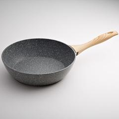 Сковорода-сотейник из литого алюминия Ø26см Alpenkok AK-1004/26N