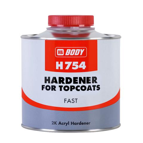 Отвердитель HB BODY H754 (быстр.) (0,5л)