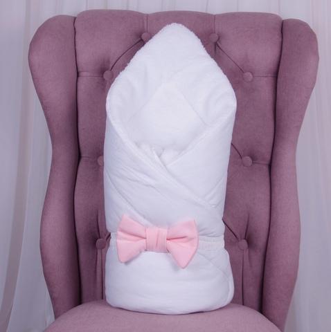 Зимний конверт одеяло для новорожденных Classic Girl