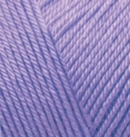 Пряжа Alize Baby Best фиолетовый 622