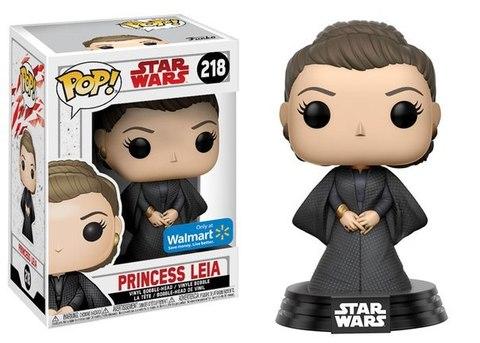Фигурка Funko Pop! Star Wars: The Last Jedi - Princess Leia (Excl. to Walmart)