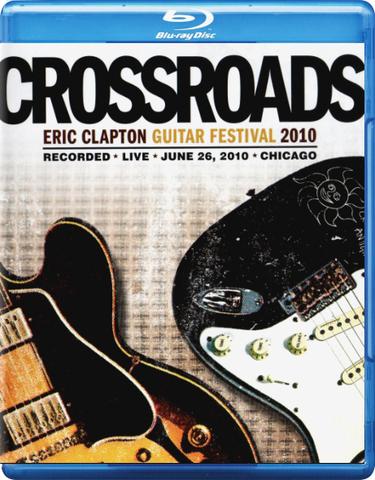 Сборник / Eric Clapton: Crossroads Guitar Festival 2010 (2Blu-ray)