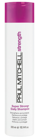 Paul Mitchell Super strong daily shampoo - Восстанавливающий шампунь для ежедневного использования