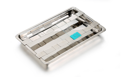 Glass Slide Staining Tray
