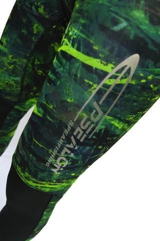 Epsealon Green Fusion штаны В ластах