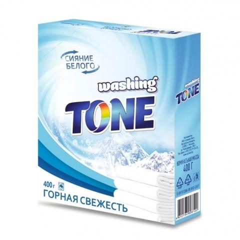 Sellwin Pro  Washing Tone Стиральный порошок Горная свежесть 400г
