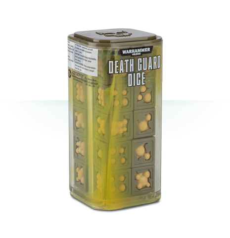 DEATH GUARD DICE