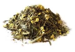 Чай зеленый с чабрецом, 100г