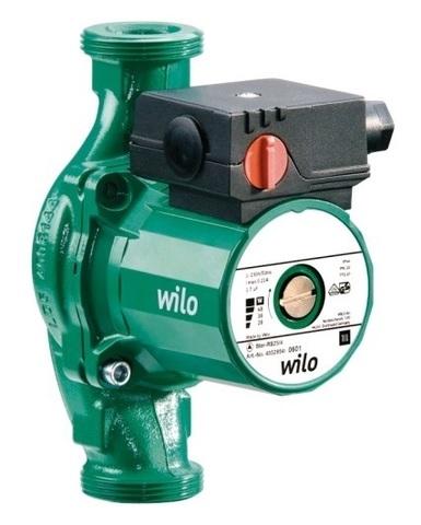 Циркуляционный насос Wilo STAR-RS 30/6 с гайками