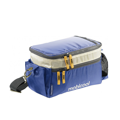Термосумка MobiCool Sail Bikebag (7 л.), синяя