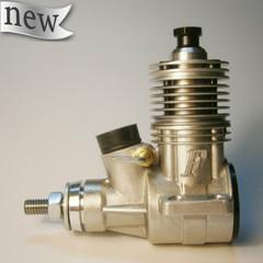 FORA 2.5 cc Engine Diesel + Glow Plug version, RC, Control Line Freeflight Plane