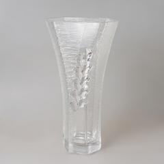 Ваза декоравтиная 35 см кристалл 6768/WKS