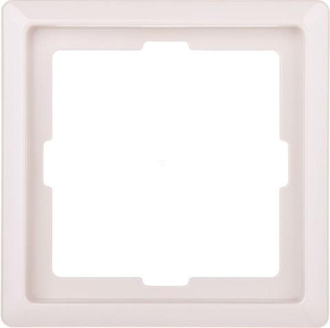 Рамка на 1 пост. Цвет Бежевый. Merten Artec. MTN481144