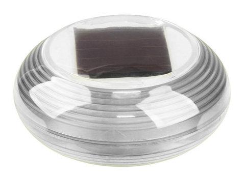Светильник садово-парковый на солнечной батарее, 1 цветной LED, GL96 (Feron)