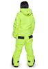 Женский сноубордический комбинезон Cool Zone Fox 3427 салатовый фото