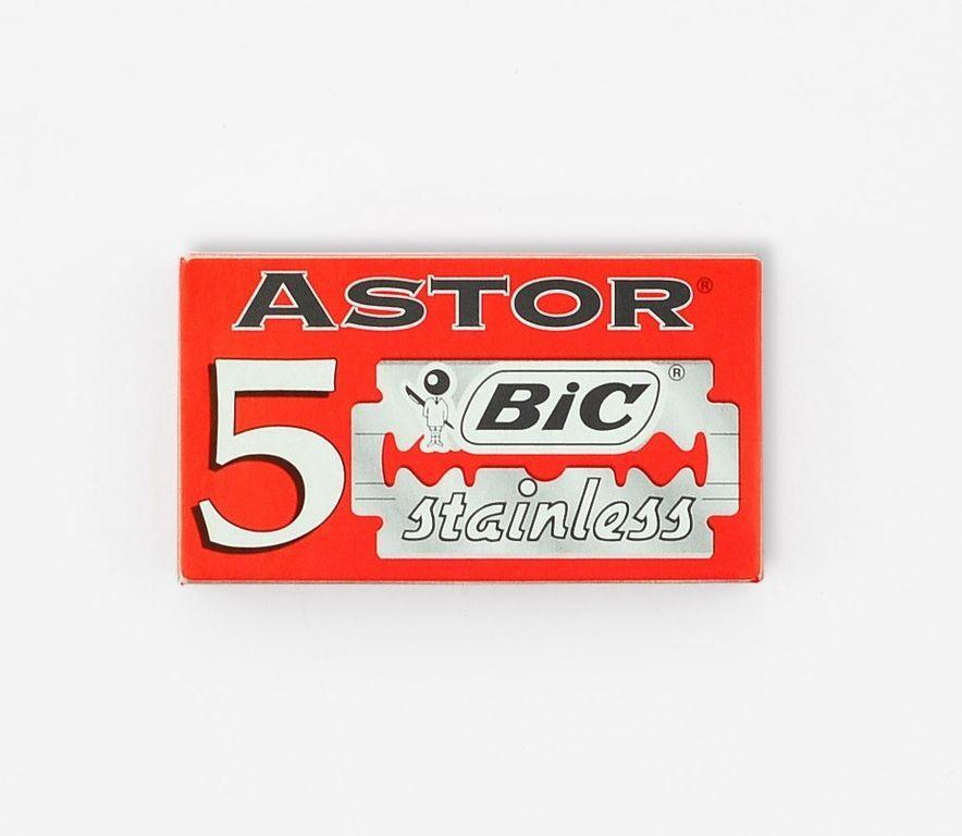 Сменные лезвия Astor Bic Stainless