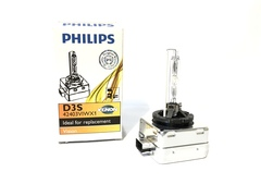 Ксеноновая лампа D3S Philips Vision 6000К, шт