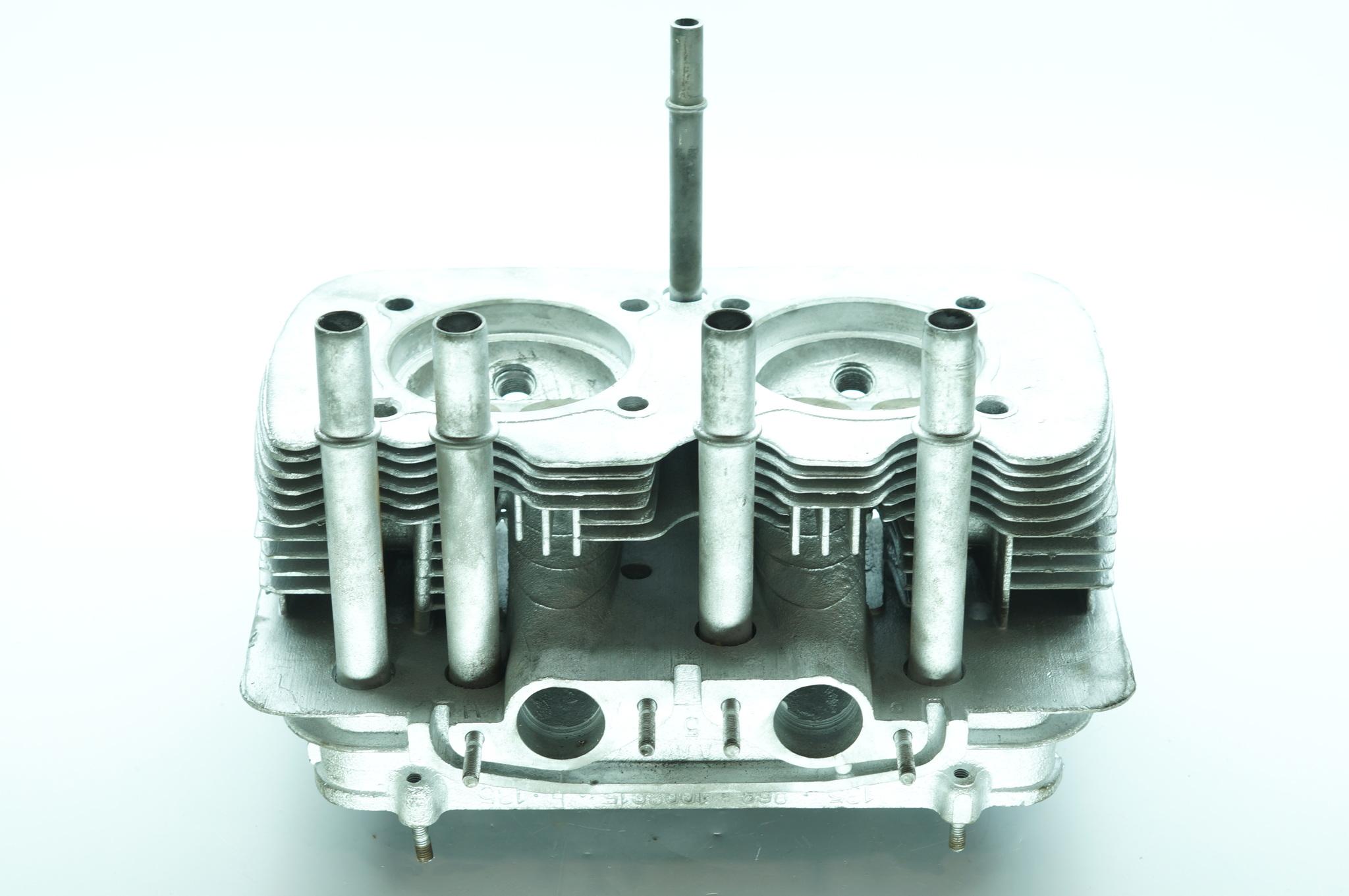 Головка блока цилиндра в сборе двигателя Заз 968 40 л.с.